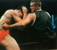 第57戦目(リングス2戦目)  田村潔司vsウィリー・ピータース 1996年7月16日大阪府立体育会館