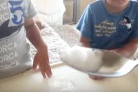 【2017年7月】夏休み親子課題実験企画②「生卵は塩水に浮くのか?(コップに)塩はどのくらい必要なのか?」