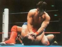 第61戦目(リングス 6 戦目) 1996メガバトルトーナメント二回戦 田村潔司vs長井満也 1996年11月22日大阪城ホール