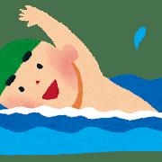 8月11日 「長男」と「プール」「安楽亭」「メガドンキ」