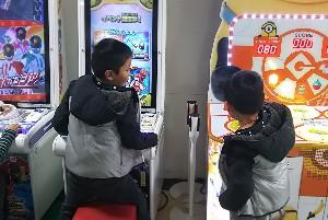 【2018年1月】ゲームセンター&ペッパーフードサービス