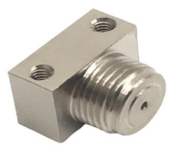 Aluminum CNC Parts CNC Machining Center Parts