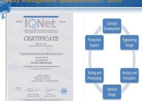 Kvalitetsstyringssystem efter ISO 9001