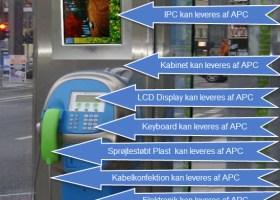 APC leverer