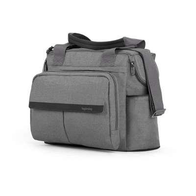 bolso dual bag inglesina kensington grey