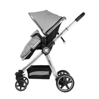 carrito allure 3 en 1 transformable cromado sueños de bebe (4)