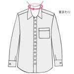 ワイシャツの選び方~サイズから選ぶ~