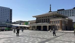 奈良市総合観光案内所 JR奈良駅
