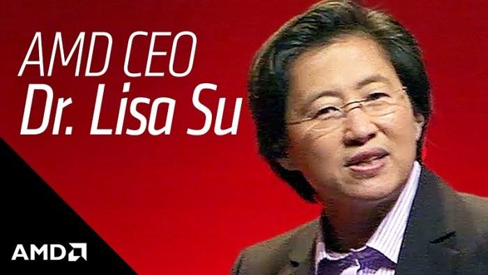 AMDトップのリサ・スー氏