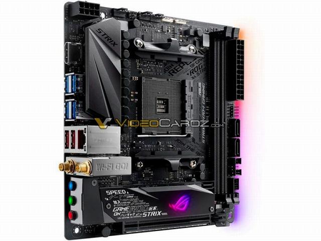 X470-I ROG STRIX Mini-ITX