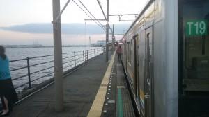 JR鶴見線 海芝浦