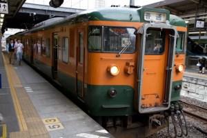 水上線 高崎駅