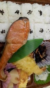 ローソン横浜鶴見佃野店のお弁当