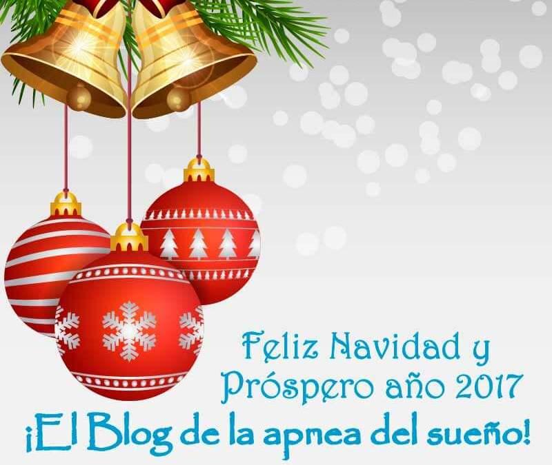 Feliz Navidad y feliz año 2017