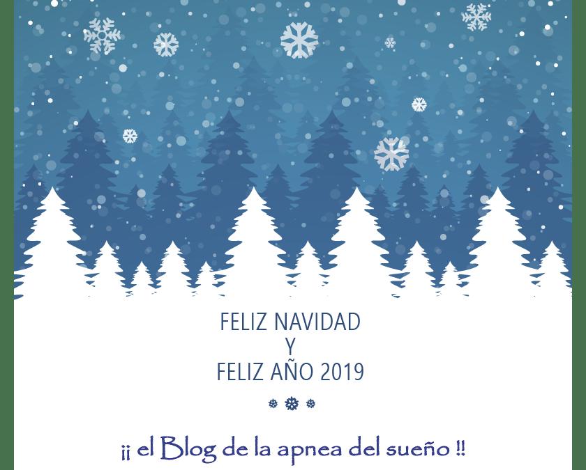 Feliz Navidad y Feliz 2019