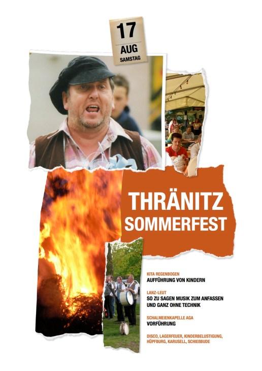 Sommerfest Thränitz 2013