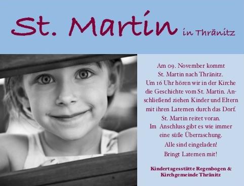 St. Martin in Thränitz