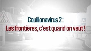 Alain Soral sur le Couillonavirus : Les frontières, c'est quand on veut !