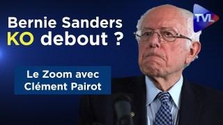 Bernie Sanders KO debout ? – Le Zoom – Clément Pairot – TVL