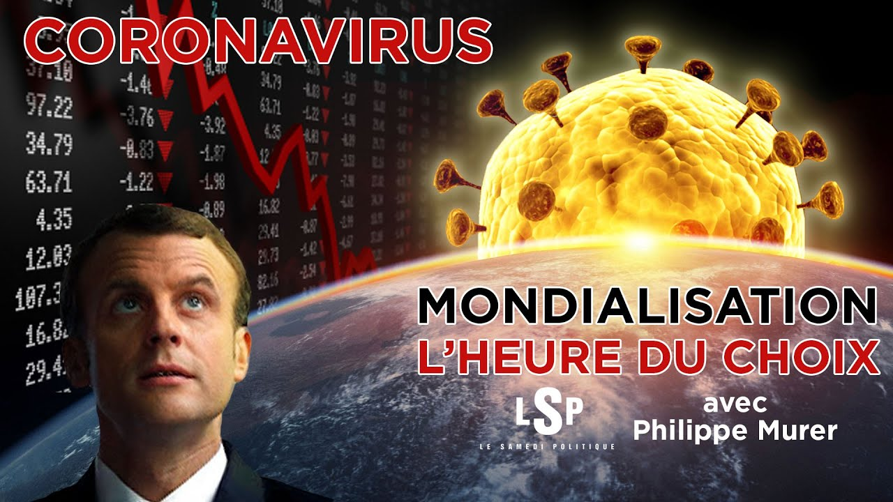 Coronavirus : La mondialisation à l'agonie - Le Samedi Politique - TVL