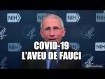 COVID-19: Le CDC avoue l'erreur.