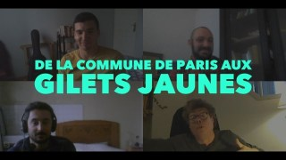 Discussion avec Francis Cousin : De la Commune de Paris aux Gilets Jaunes