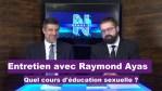 Entretien avec Raymond Ayas : Quel cours d'éducation sexuelle ?