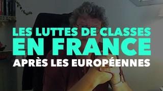 Francis Cousin : Actualité de Juin 2019 – Les luttes de classes en France après les européennes