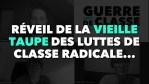 Francis Cousin / GDC  : Réveil de la Vieille Taupe des luttes de classe radicale. Bilan 2019