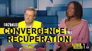 Gilets jaunes : entre convergence et récupération, avec Priscillia Ludosky et Henri Aicard