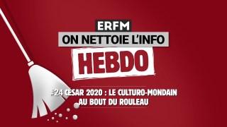 ONLI Hebdo #24 – César 2020 : Le culturo-mondain au bout du rouleau