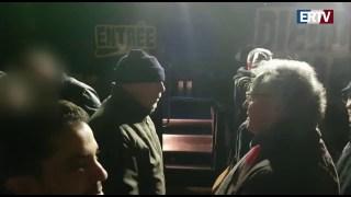 """""""Soutien à Alain Soral"""" : Dieudonné et Alain Soral dans le Dieudobus"""