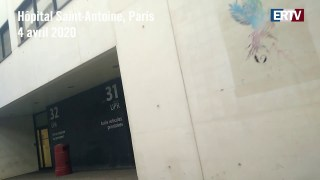 Hopital Saint Antoine, Paris, vide