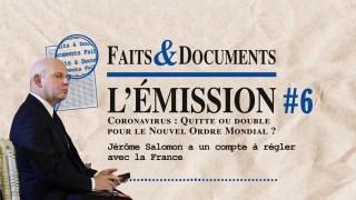 Jérôme Salomon a un compte à régler avec la France