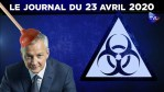 JT – Coronavirus : le point d'actualité – Journal du jeudi 23 avril 2020