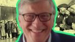 Bill Gates N'Arrive Pas À Contenir Sa Joie Face À La Destruction De L'Économie