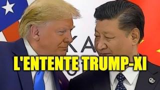 COVID: L'Entente Trump-Xi