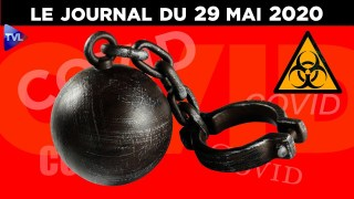 JT – Coronavirus : le point d'actualité – Journal du vendredi 29 mai 2020