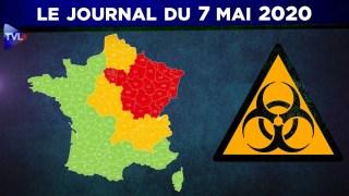 JT – Coronavirus : le point d'actualité – Journal du jeudi 7 mai 2020