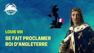 Le jour où Louis VIII a débarqué en Angleterre – La Petite Histoire – TVL