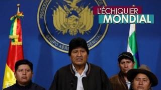 L'ECHIQUIER MONDIAL. Bolivie : coup d'Etat ou transition démocratique ?