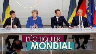 L'ECHIQUIER MONDIAL. Conflit ukrainien : un espoir nouveau ?