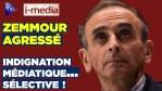 [Sommaire] I-Média n°297 – Zemmour agressé : indignation médiatique…sélective !