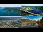 Top 10 – Villes du Québec par superficie
