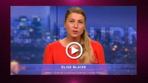 À vos côtés, chaque jour, pendant le confinement, Elise Blaise a un message important pour vous.
