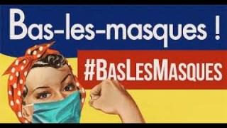 Bas Les Masques ! Et Hommage aux gens de l'Ombre !