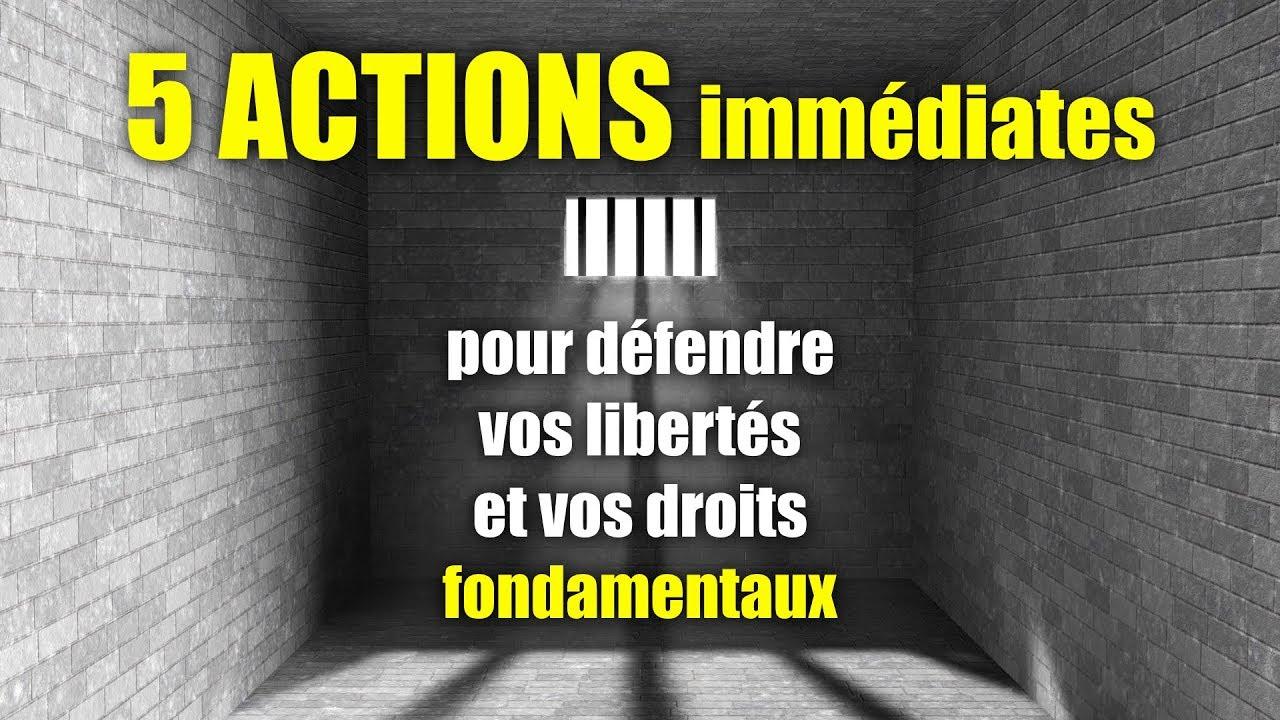 CG07 - Cinq actions immédiates pour défendre vos libertés et vos droits - Coronagates #7