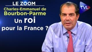 Charles de Bourbon-Parme – Un roi pour la France, pourquoi pas ? – TVL