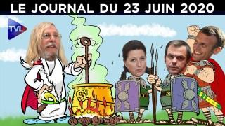 Didier Raoult rue dans les brancards – JT du mercredi 24 juin 2020