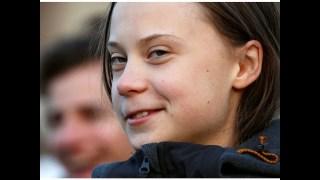 Greta Thunberg Drum & Bass